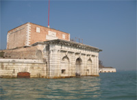 S. Andrea Fort - Venise
