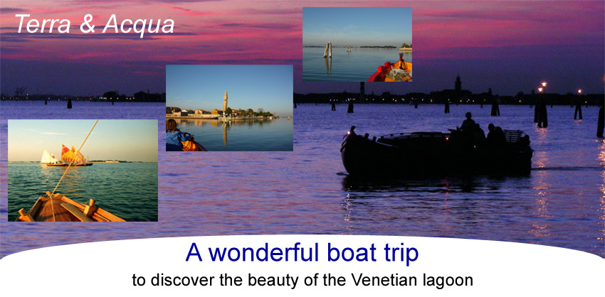 Venice in Boat - A wonderful boat Trip to discover the beauty of the Venetian Lagoon